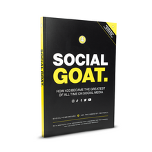 Load image into Gallery viewer, 433 SOCIAL GOAT. (paperback)