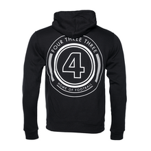 Load image into Gallery viewer, 433 HOODIE - BLACK