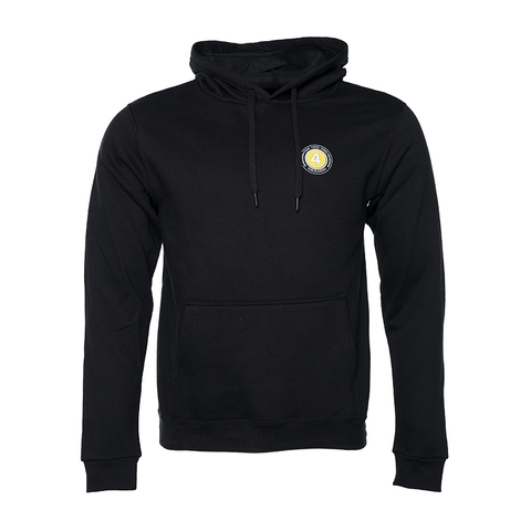 Image of 433 Hoodie - black edition