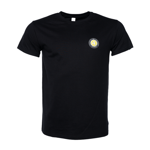 Image of 433 T-SHIRT BLACK