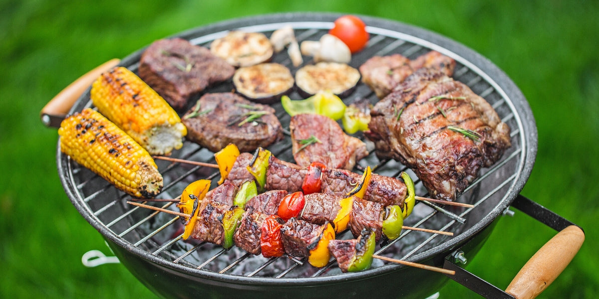 Cookouts: Food and Pet Safety