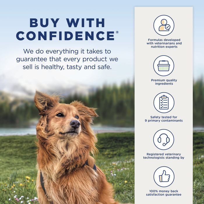Natural Balance L.I.D. Limited Ingredient Diets Grain Free Adult Sweet Potato & Chicken Small Breed Bites Dry Dog Food