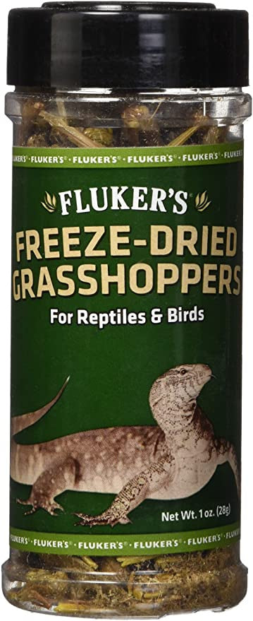 Fluker's Freeze Dried Grasshoppers