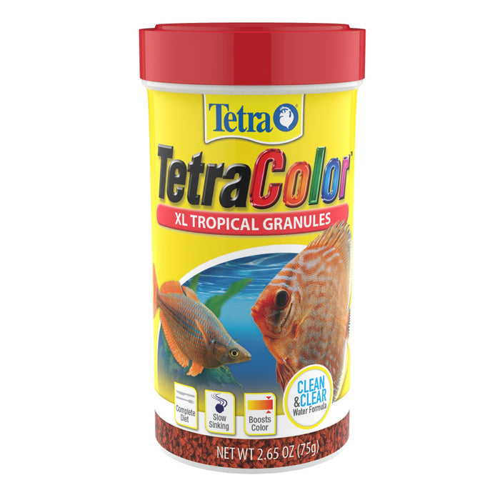 Tetra Color Tropical Granules Fish Food