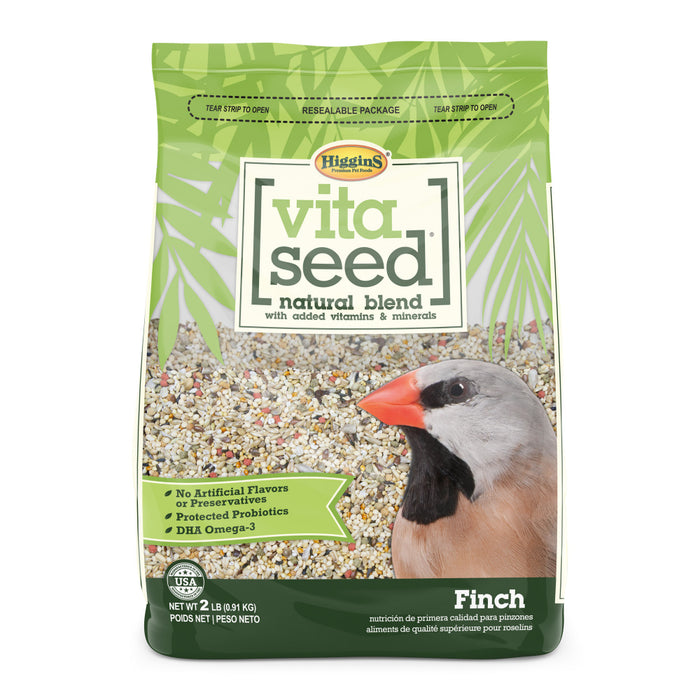 Higgins Vita Seed Finch Food