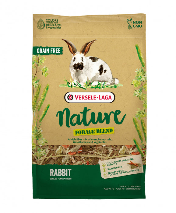 Versele-Laga Nature Forage Blend Rabbit Food