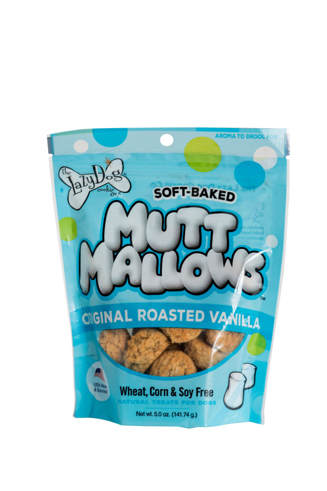 The Lazy Dog Cookie Co. Mutt Mallows Roasted Vanilla