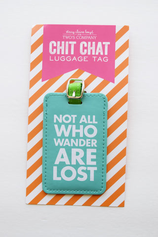 Luggage Tags - One of A Kind Decor