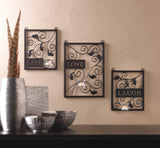 Live, Love, Laugh Wall Decor - One of A Kind Decor