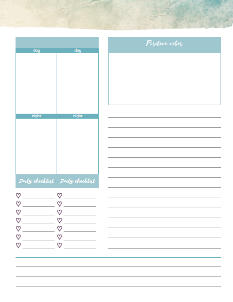 photo relating to Digital Day Planner titled Crank out Program Working day Planner: Daybook for Creatives - Electronic Replica