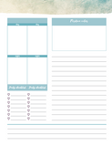 Make & Plan 2019 Planner: Daybook for Creatives - Digital Copy