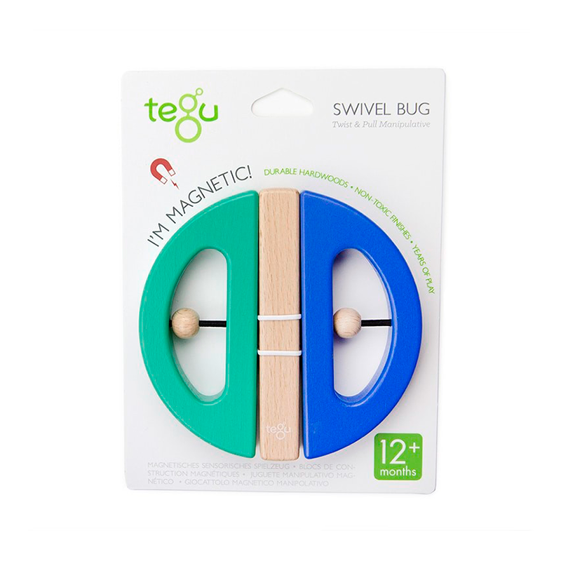 Swivel Bug <br>Tegu Baby and Toddler <br>1 piece