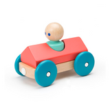 Magnetic Racer <br>Tegu Baby and Toddler <br>3 pieces