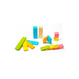 14-Piece Set <br>Magnetic Wooden Blocks <br>Tegu Classics