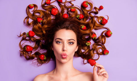 Hair antioxidants