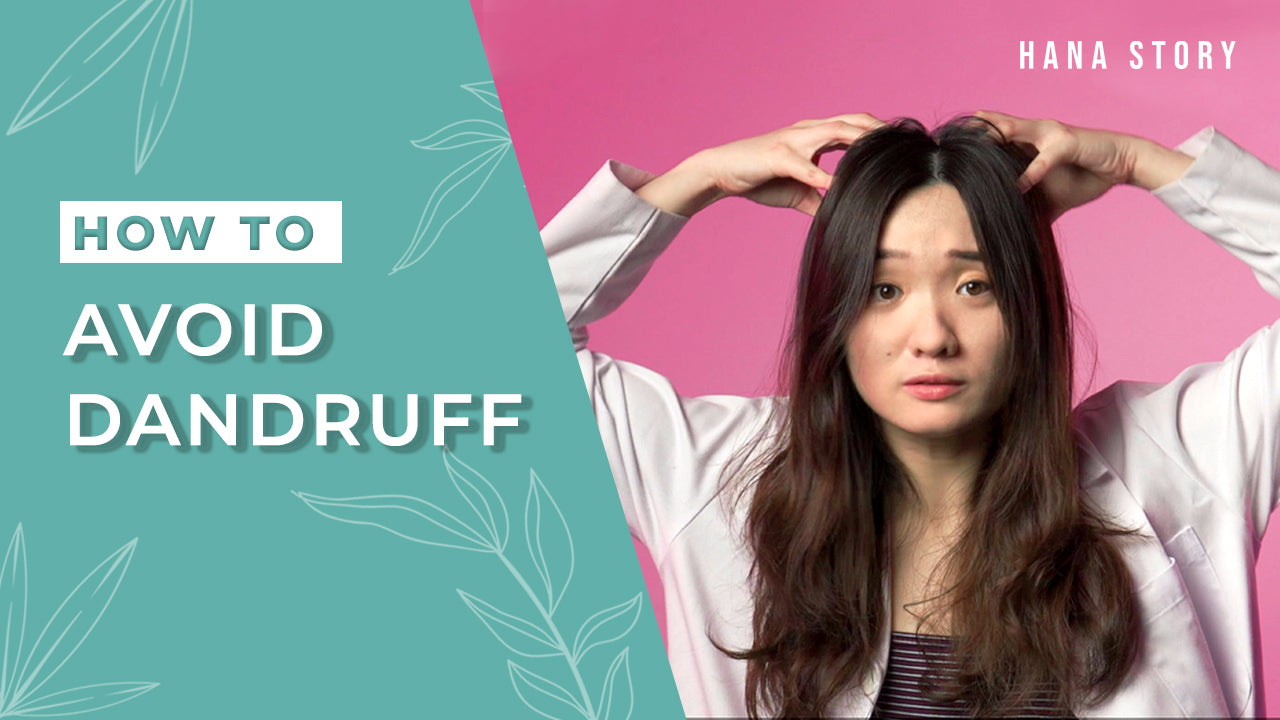 How to avoid dandruff?