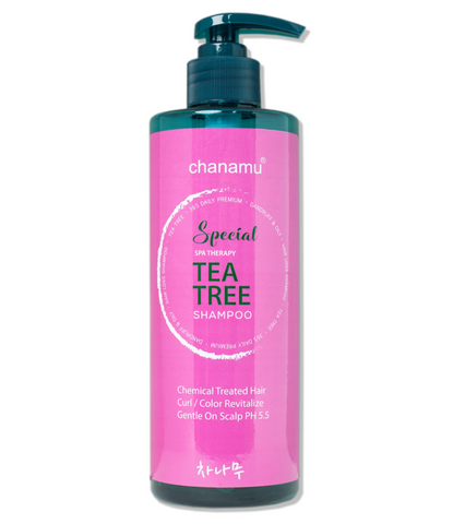 hanastory chanamu tea tree shampoo