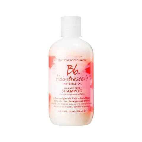 Bumble and Bumble Hairdresser's Invisible Oil Shampoo, 1 of Sephora's Top 9 best selling shampoos, according to allure.com who report on latest beauty and fashion news