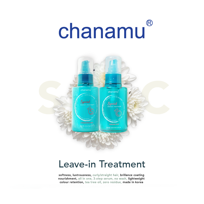 Chanamu S NO3 Treatment (Straightening), 125ml