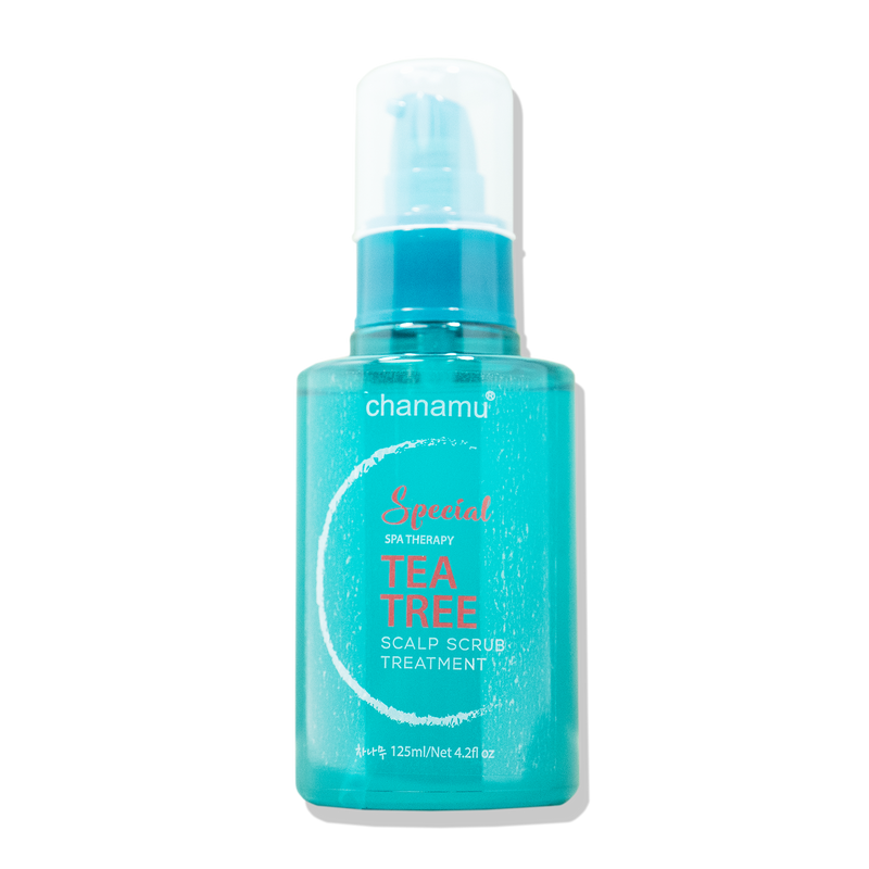 Chanamu Tea Tree Scalp Scrub Treatment
