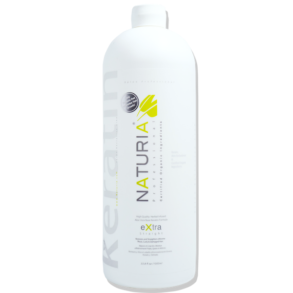 Naturia Extra Straight Hair Treatment, 1000ml