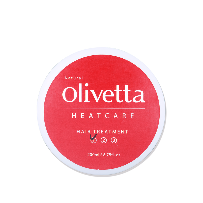 Olivetta Heat Care Hair Treatment 01, 200ml