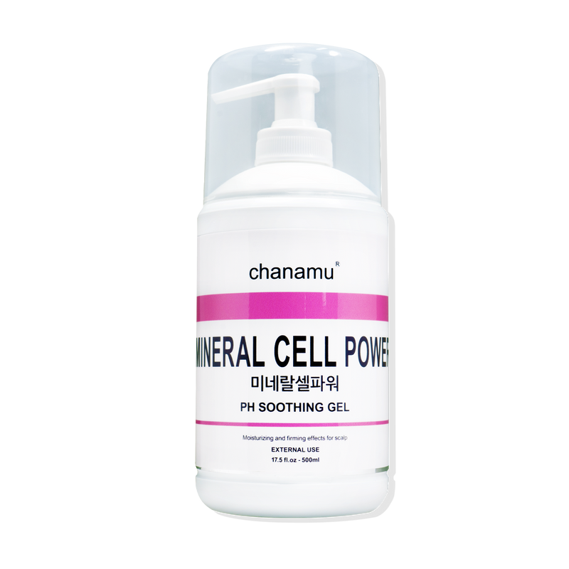 Chanamu Mineral Cell Power pH Soothing Gel, 200ml / 500ml
