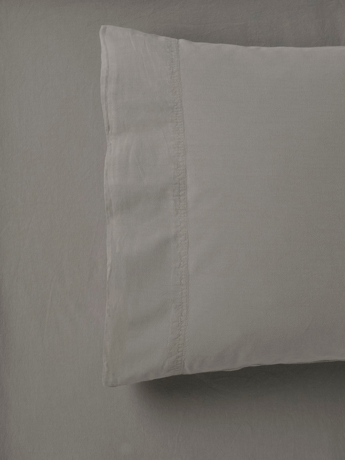 White-European-Vintage-Wash-Sheet-Set