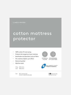 Packaging-Cotton-Mattress-Protector