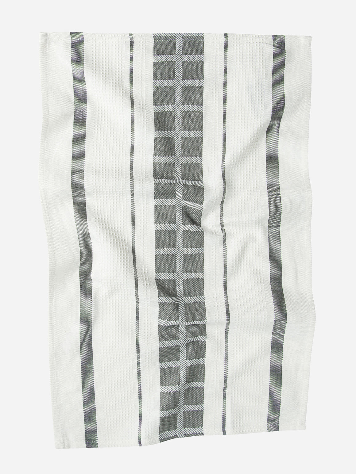 Checkered Herringbone Jumbo Tea Towels