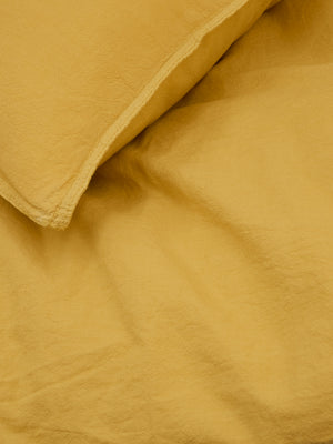 Textured-Tumeric-Vintage-Washed-Standard-Pillowcase-Pair.