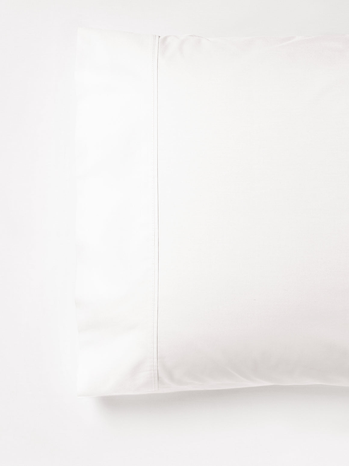 White 300TC Combed Cotton Sheet Set