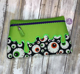 DIGITAL DOWNLOAD Slime Applique Clutch OWTT Ooze Melting