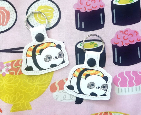 DIGITAL DOWNLOAD Sushi Panda Snap Tab