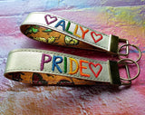 5x7 6x10 DIGITAL DOWNLOAD Pride Ally Key Fob Set