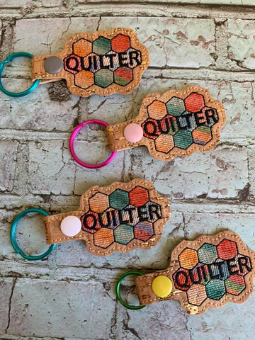 DIGITAL DOWNLOAD Quilter Snap Tab
