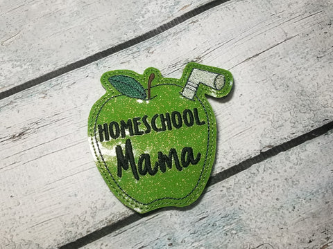 DIGITAL DOWNLOAD Homeschool Mama Coaster