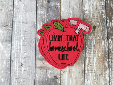 DIGITAL DOWNLOAD Livin' That Homeschool Life Coaster