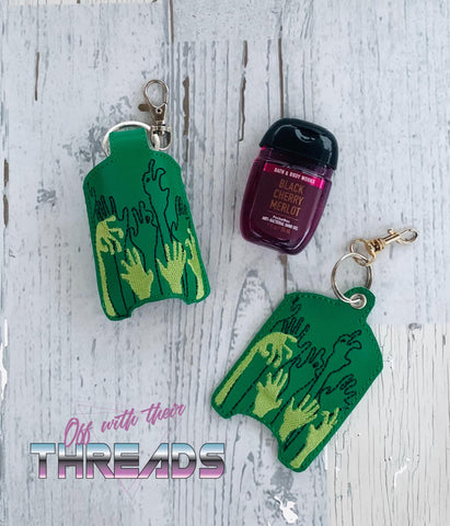 DIGITAL DOWNLOAD From The Grave Zombie Hand Sanitizer Holder BUNDLE
