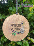 DIGITAL DOWNLOAD Witchy Woman Design Set 3 SIZES INCLUDED