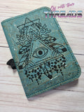 DIGITAL DOWNLOAD Mystic Eye 5x7 Mini Comp Book Holder