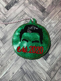 DIGITAL DOWNLOAD David Ew 2020 Ornament