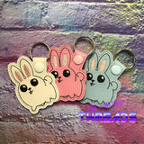 DIGITAL DOWNLOAD Chubby Bunny Snap Tab 2021