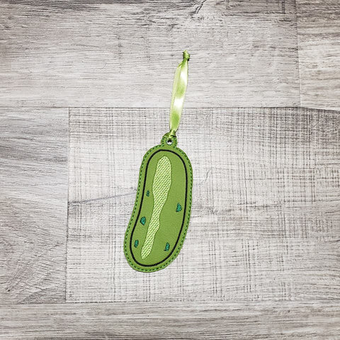 4x4 DIGITAL DOWNLOAD Pickle Ornament