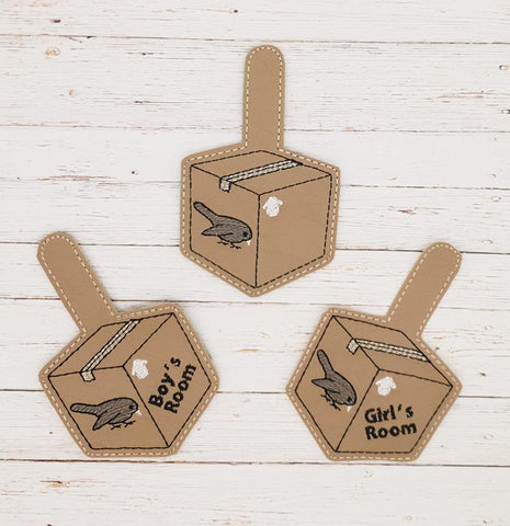 4x4 DIGITAL DOWNLOAD Bird Box 3 pc set Snap Tab