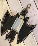 5x6 DIGITAL DOWNLOAD 3D Bat Key Holder 4 VERSIONS INCLUDED