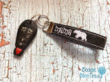 5x7 6x10 DIGITAL DOWNLOAD Mama Bear Key Fob Set