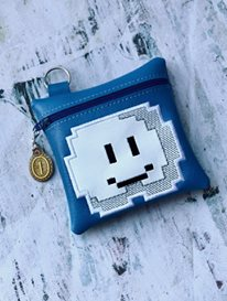 DIGITAL DOWNLOAD 8 Bit Cloud Bag ITH Lined and Unlined Options