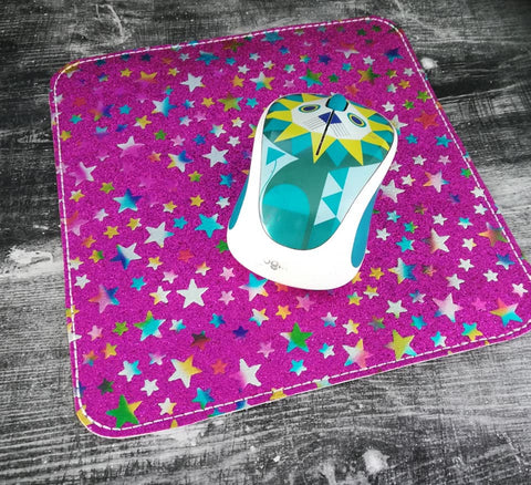DIGITAL DOWNLOAD Forever Freebie Coaster Mouse Pad 4 5 6 7 8 inch ITH Embroidery Design