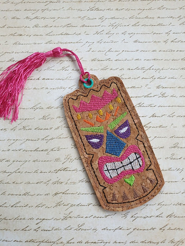 4x4 DIGITAL DOWNLOAD Tiki Bookmark